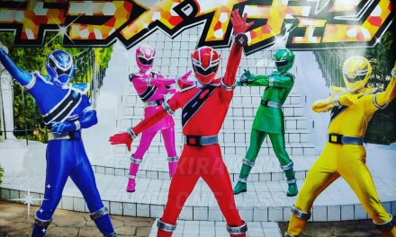 A Look At The Next Super Sentai Team: Mashin Sentai Kirameiger