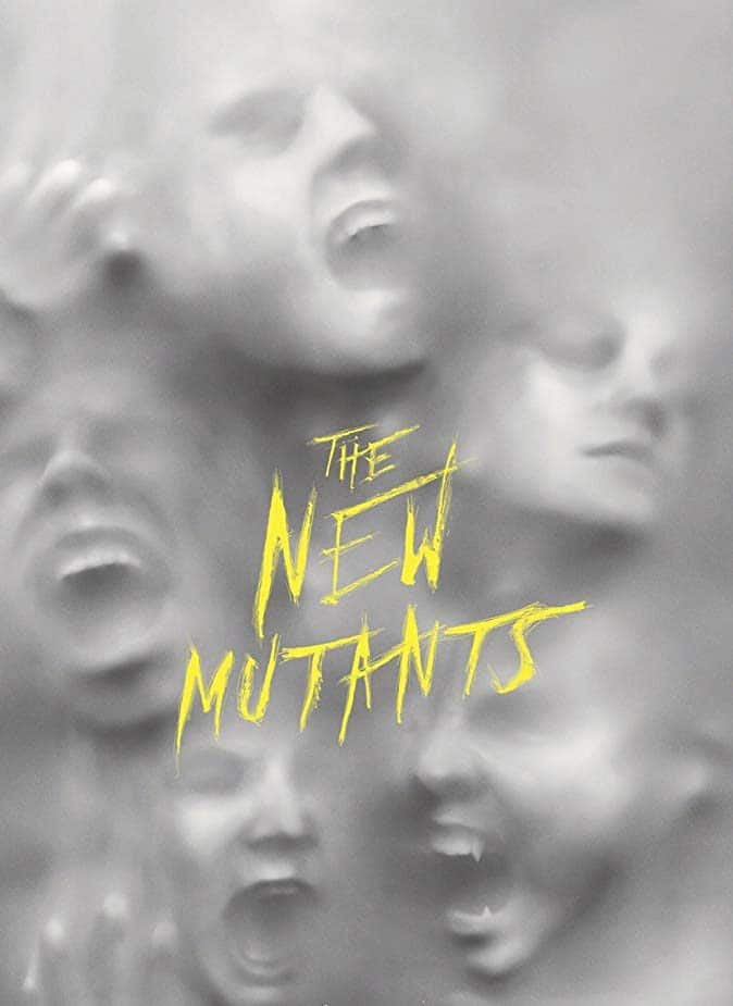 The New Mutants Poster (old)