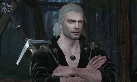 Henry Cavill Is Now A Mod For The Witcher 3