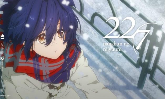22/7 (nanabun no nijyuuni) Anime Series Gracing Funimation and Crunchyroll