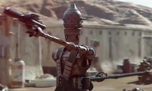 the mandalorian droid