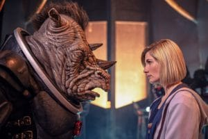 The Judoon- Doctor Who