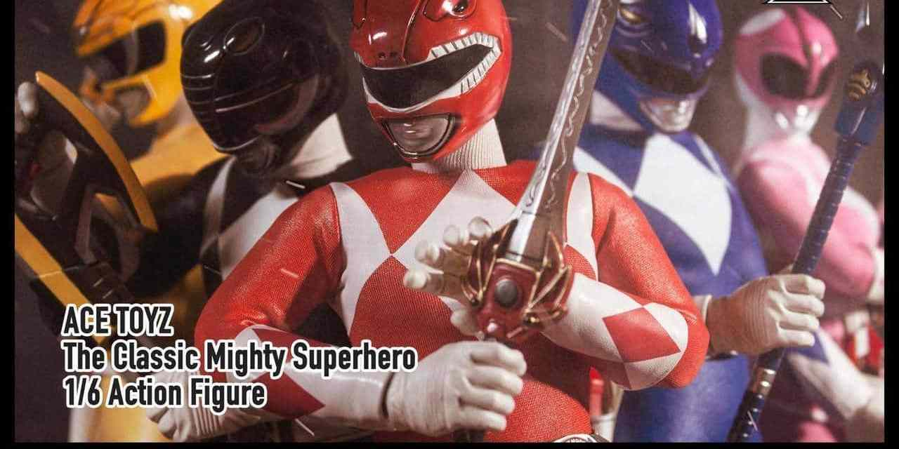 The Most Accurate Power Rangers Figures yet!