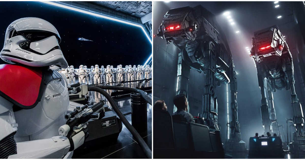 Explore Rise of the Resistance With D23's Inside Disney