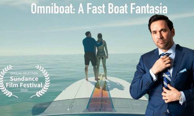 Jason David Frank's Latest Project Omniboat Heads To Sundance