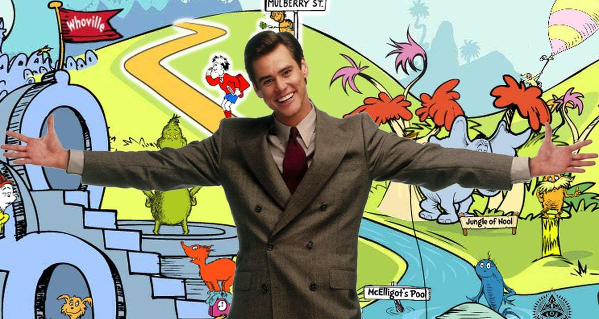 Jim Carrey In Talks To Play The Prolific Dr. Seuss: EXCLUSIVE