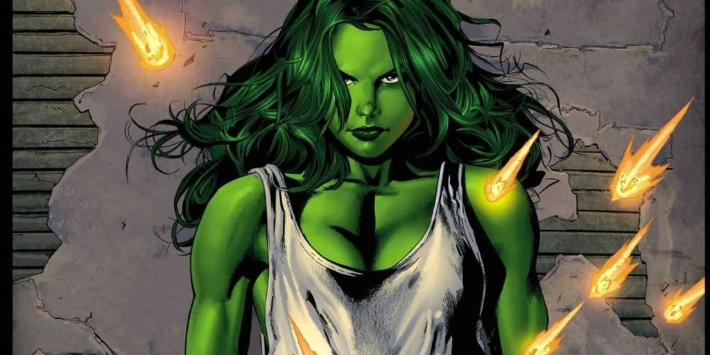 She-Hulk Under Fire