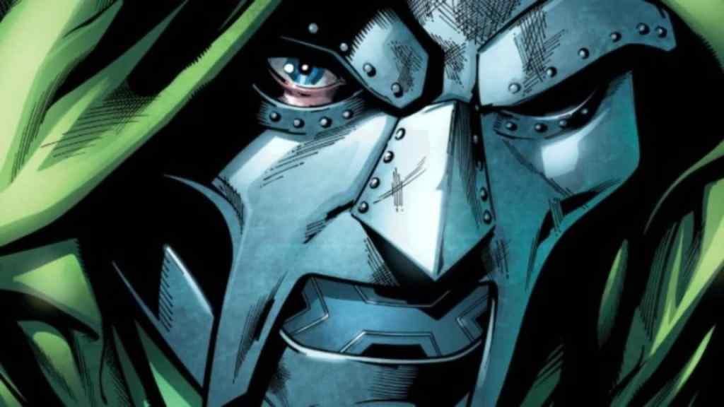 Doctor Doom Marvel Comics Mad Noah Hawley