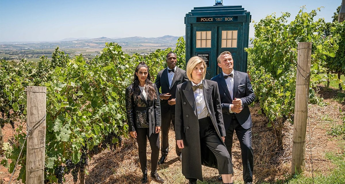 Doctor Who Season 12  Reinvigorates the Fandom