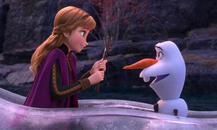 Join the FROZEN 2 SING-ALONG special coming to THEATERS