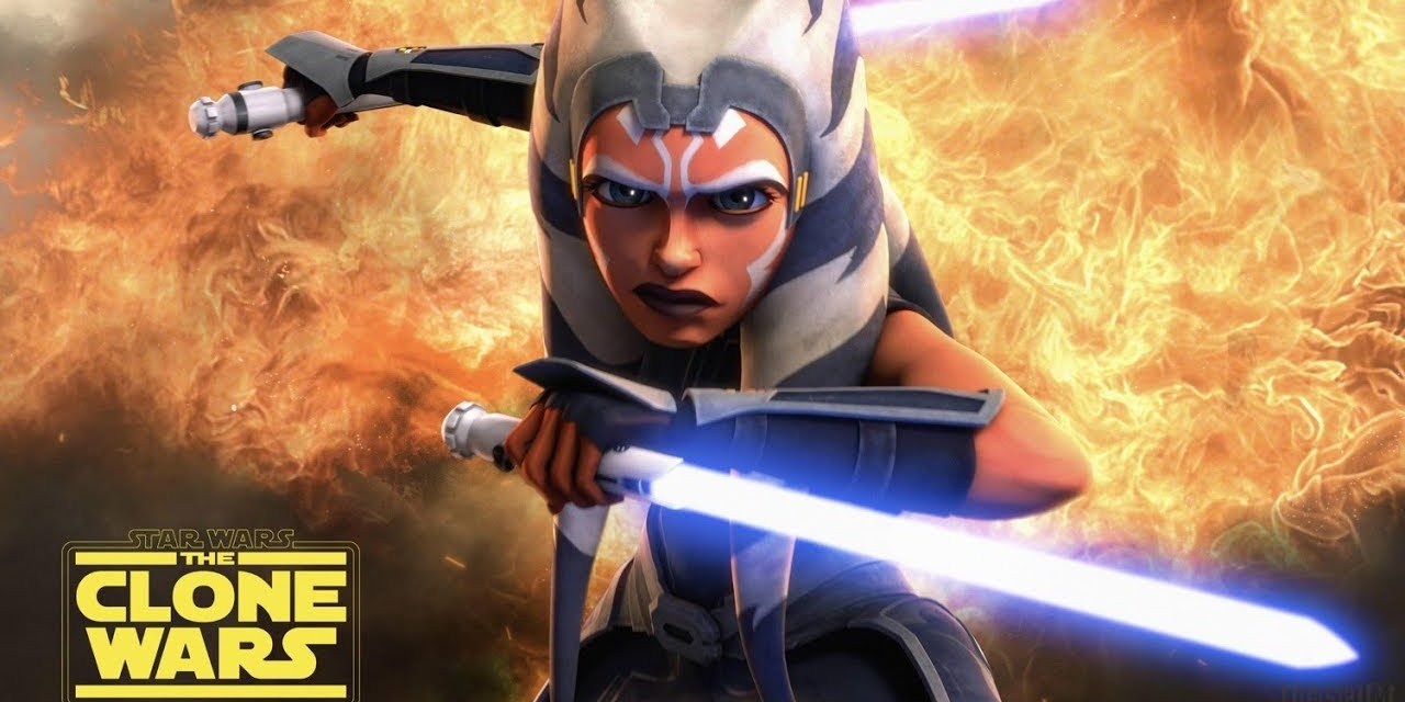 Star Wars: The Clone Wars Trailer Teases An Epic Clash Between Ahsoka And Darth Maul