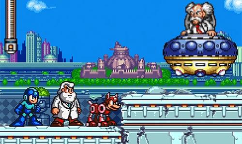 mega man video game
