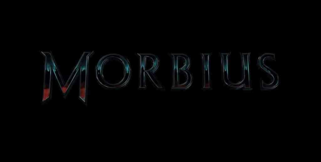 Morbius Title