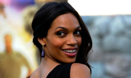 DMZ on HBO Max Will Star Rosario Dawson
