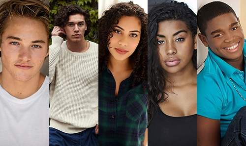 saved by the bell reboot cast