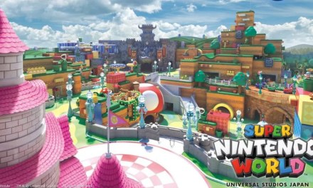 Nintendo and Universal Japan Announce 'Super NINTENDO World' Theme Park