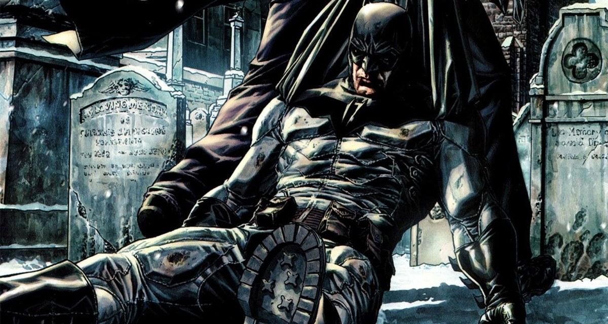 New Suit Details For The Batman Emerge