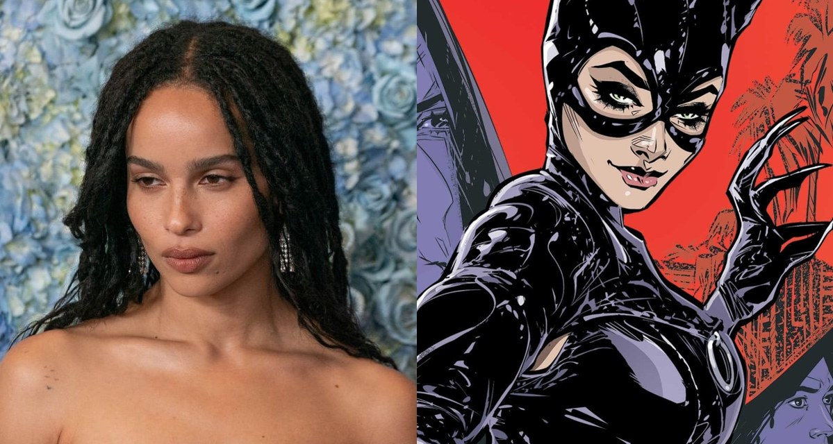 Zoe Kravitz Excited To Dive Into Catwoman's 'Strong Femininity'