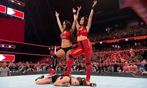 WWE Bella Twins