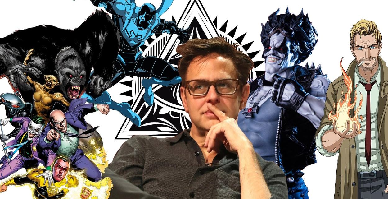 Top 5 Films That James Gunn Could Direct For The DC Cinematic Universe