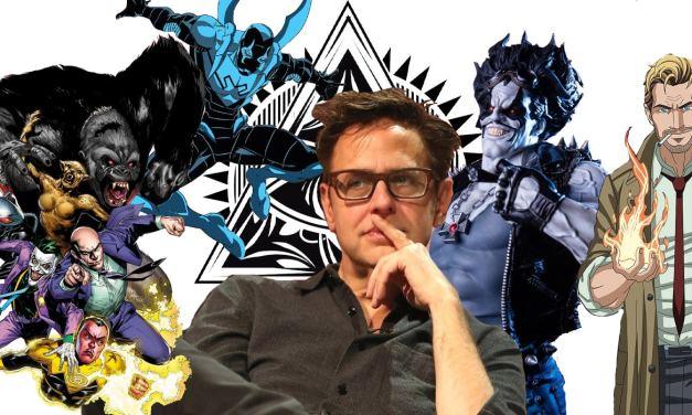 James Gunn Teases Development On A New Mystery DC Project