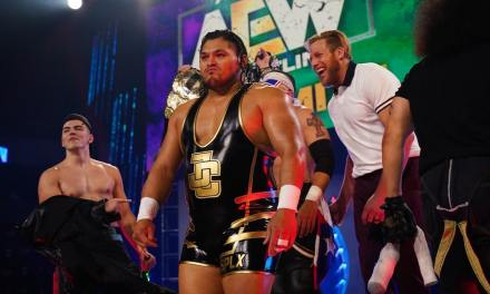 Jeff Cobb Makes His AEW Debut And Gives A Tour Of The Islands