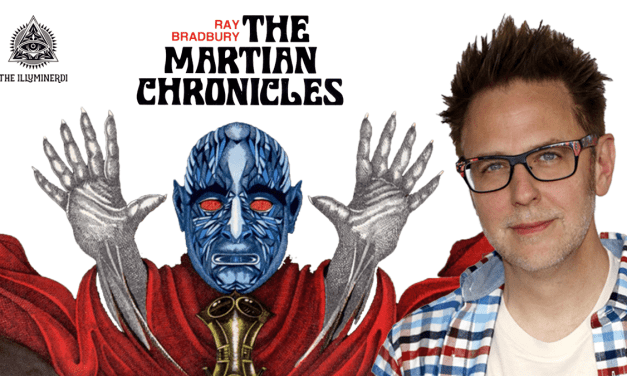 James Gunn Is Developing Popular Book, The Martian Chronicles, For TV: EXCLUSIVE