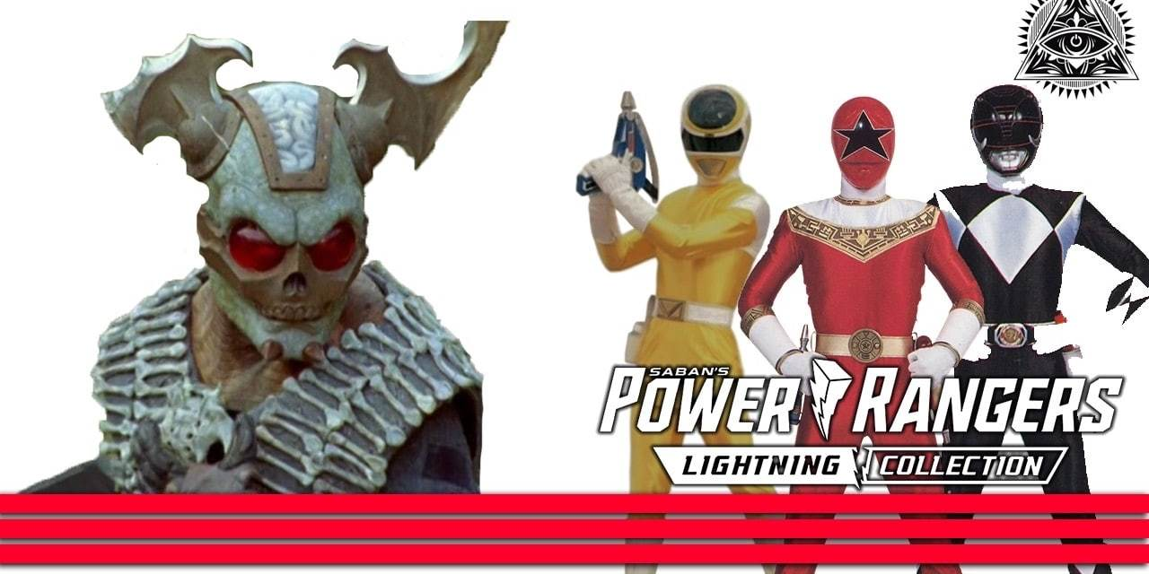 Power Rangers Lightning Collection Wave 6 Possibly Leaked
