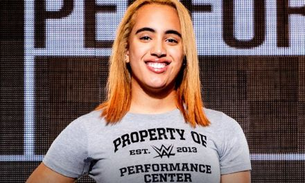 The Rock's Daughter Joins WWE Performance Center Hoping To Jumpstart Wrestling Career