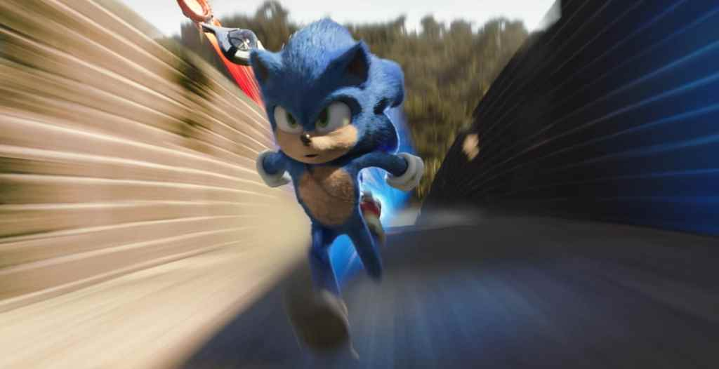 Sonic the Hedgehog Chase