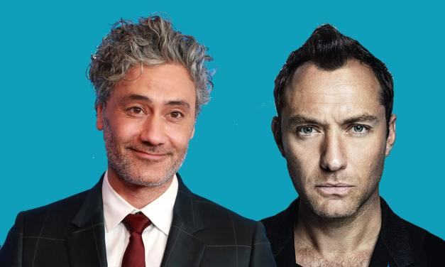 The Auteur: Taika Waiti And Jude Law In Negotiations For New Showtime Series