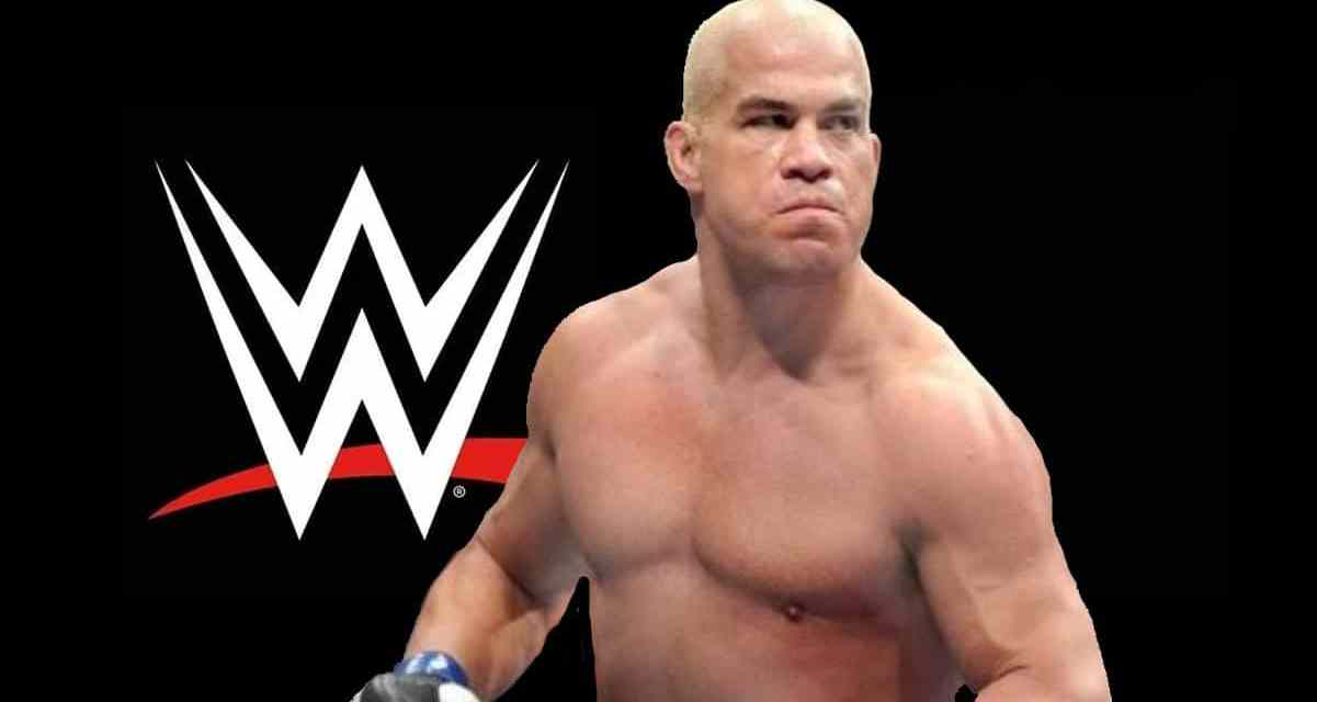 UFC's Tito Ortiz Uncovered Fight Training At WWE Performance Center