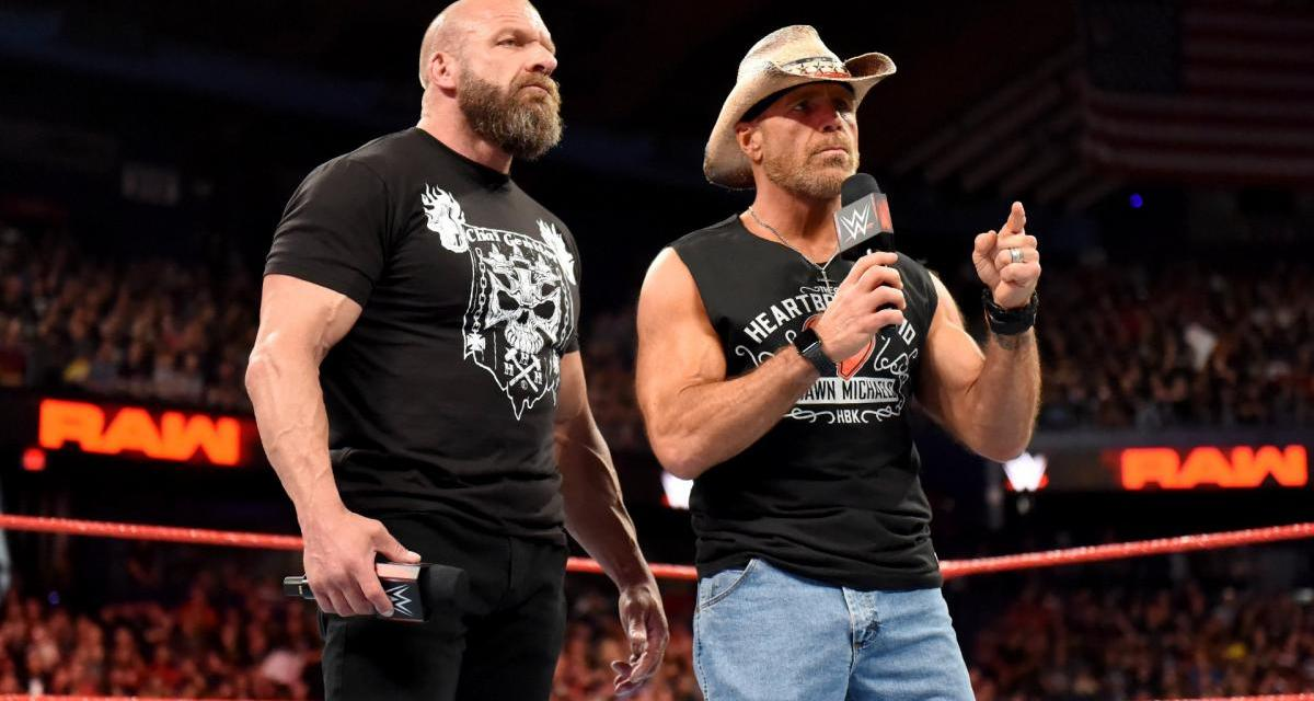 Triple H And Shawn Michaels Have Locked In Two NXT UK Superstars For a Push