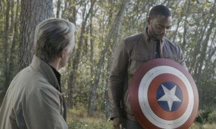 Anthony Mackie Gives New Insight Into Old Man Steve And Inheriting Cap's Shield In Avengers: Endgame