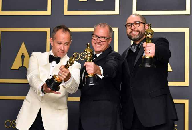Toy Story 4 Winners Oscars 2020