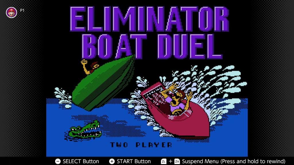 Eliminator Boat Duel for Nintendo Switch Online