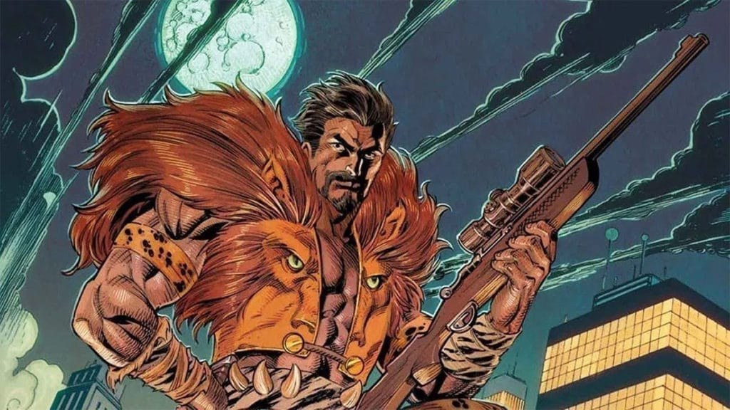 kraven the hunter exclusive
