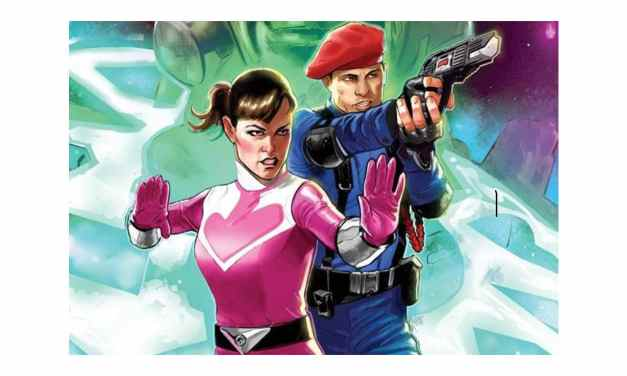 Power Rangers: Sins of The Future – A Preview Of The Romantic Graphic Novel