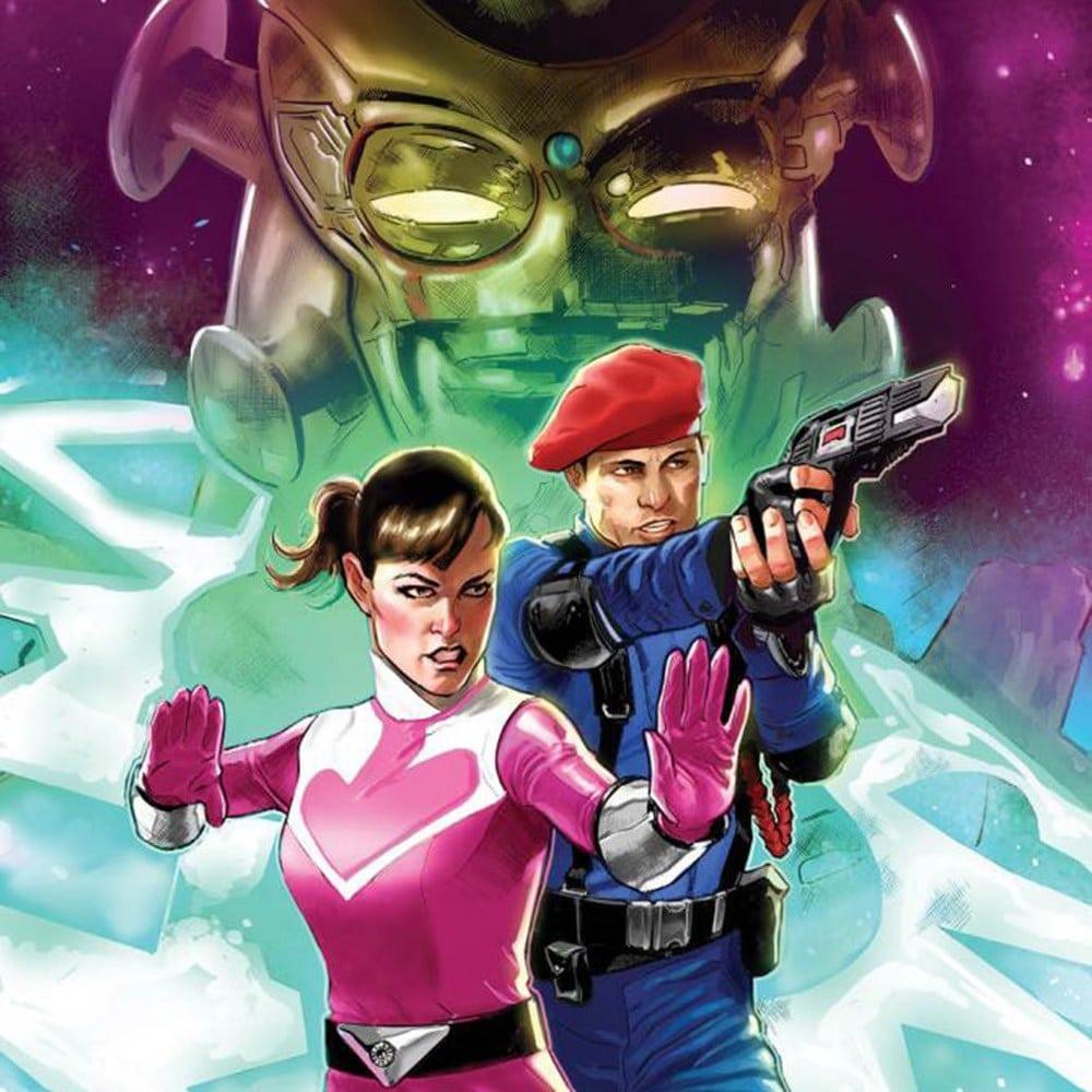 Power Rangers: Sins of The Future Full