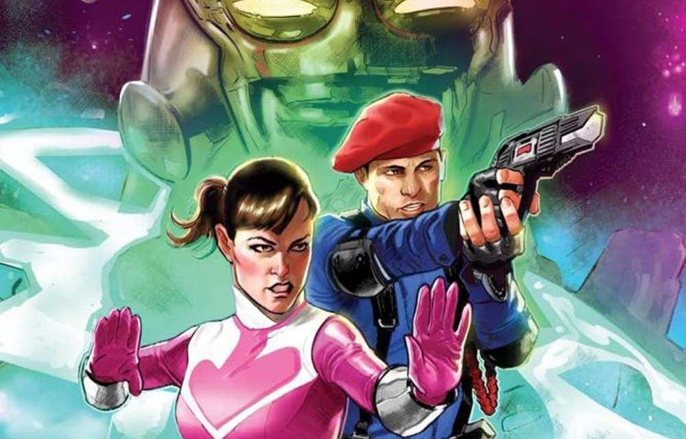 Power Rangers: Sins of the Future Sneak Peek Mentions HyperForce