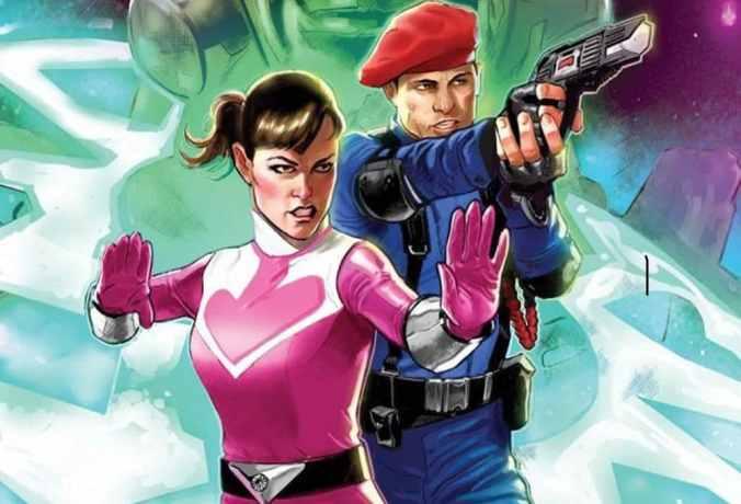 Power Rangers: Sins of The Future Header