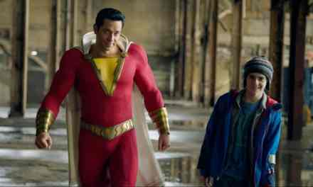 Official Shazam 2 Title Reveal And Surprise Cameo From Sinbad At DC Fandome