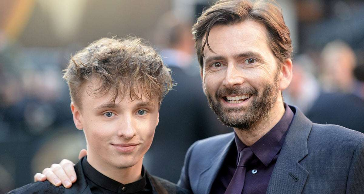 David Tennant's Son Ty Hopes To Continue The Family Tradition Of Playing The Doctor