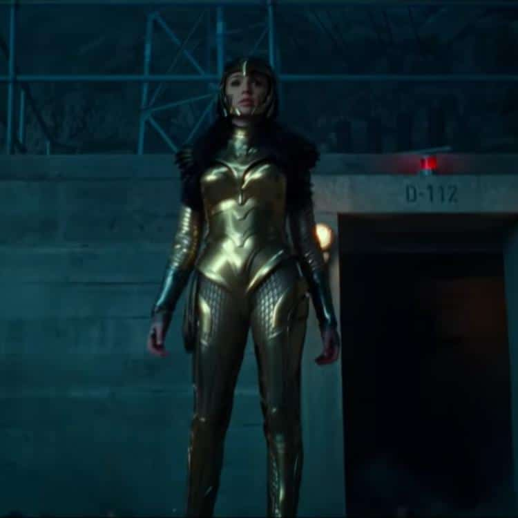 Wonder Woman 1984's Detailed Costume Breakdown: The New Golden Eagle Armor - The Illuminerdi