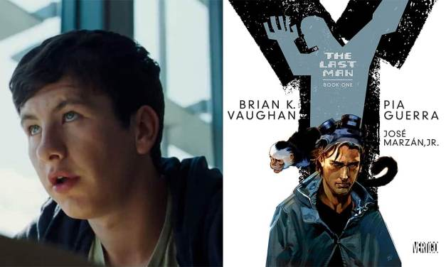 FX's Y: The Last Man Suffers Setback as Barry Keoghan Exits