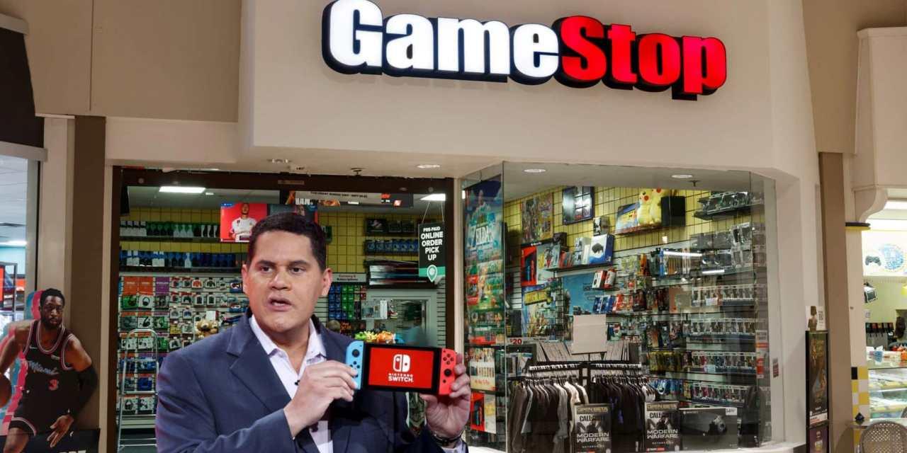 GameStop Recruits Famed Nintendo Executive Reggie Fils-Aimé Onto Its New Board Of Directors