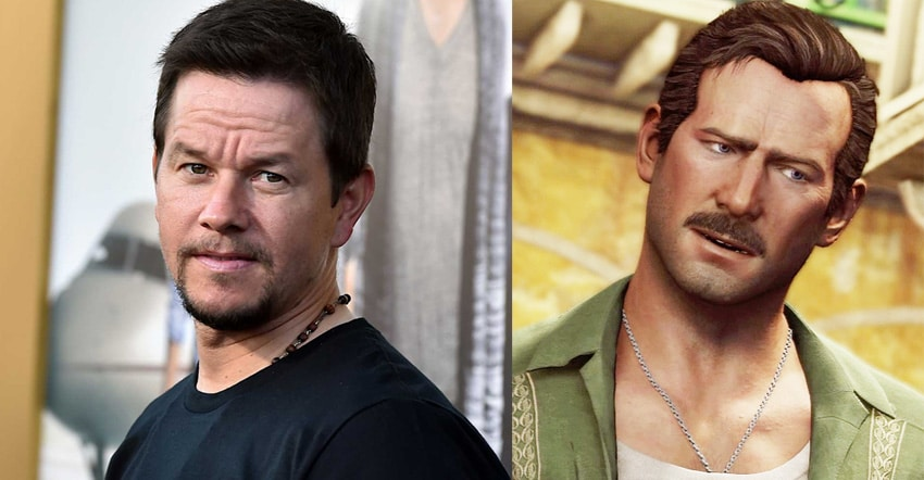 Mark Wahlberg is Sully in Uncharted