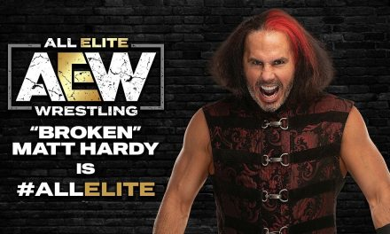 Matt Hardy Debuts In AEW And Talks About Differences Between AEW And WWE