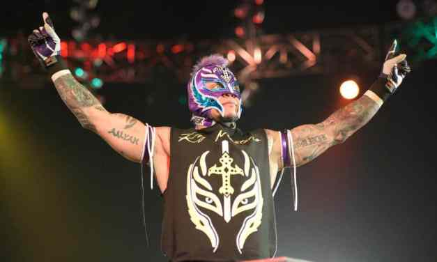 Rey Mysterio And Dana Brooke Quarantined And Pulled From WrestleMania Card