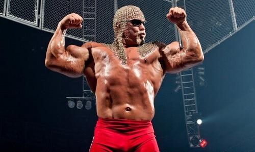 WWE Scott Steiner